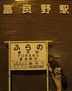 Furano-eki (富良野駅)