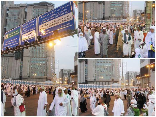 """Ukuran """"sepi""""-nya kota Mekkah ya kaya gini ini :eek:"""