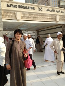 Ajyad escalator, Masjid Al-Haram