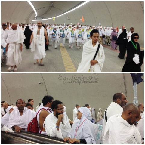 9.5bb - Mina tunnel to Jamarat