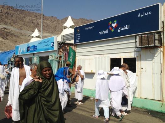 9.6 - pharmacy in Mina
