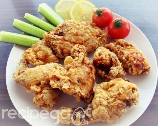Ayam crispy KFC (2013-02-11)