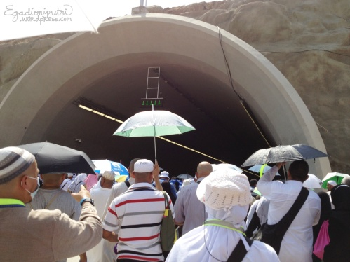 10.3 - Mina tunnel in 11 Dzulhijjah